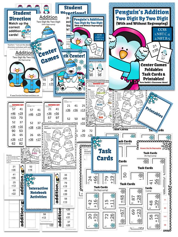 http://www.buysellteach.com/Product-Detail/1341/penguin-two-by-two-addition-mega-math-packet