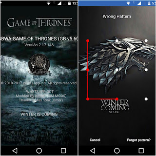 WhatsApp%2BPlus%2BEmojix GBWhatsApp v5.60 GAME OF THRONES Edition Latest Version [WHATSGOT] By Ismael Apps