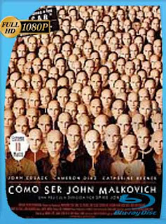 ¿Quieres Ser John Malkovich? (1999) HD [1080p] Latino [Mega] dizonHD
