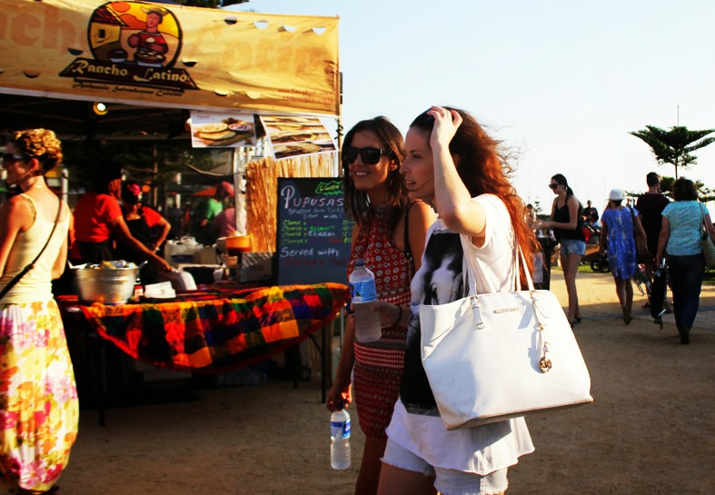 Sunset Beach Market at Bathers Beach