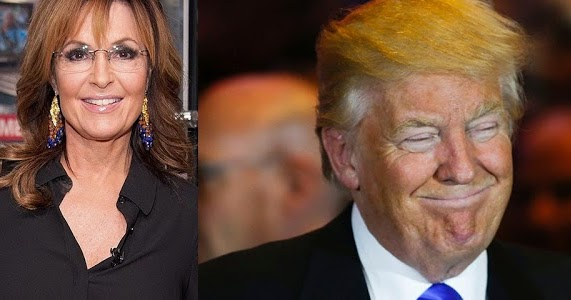 Sarah Palin believes god intervened in the US election and helped donald trump win