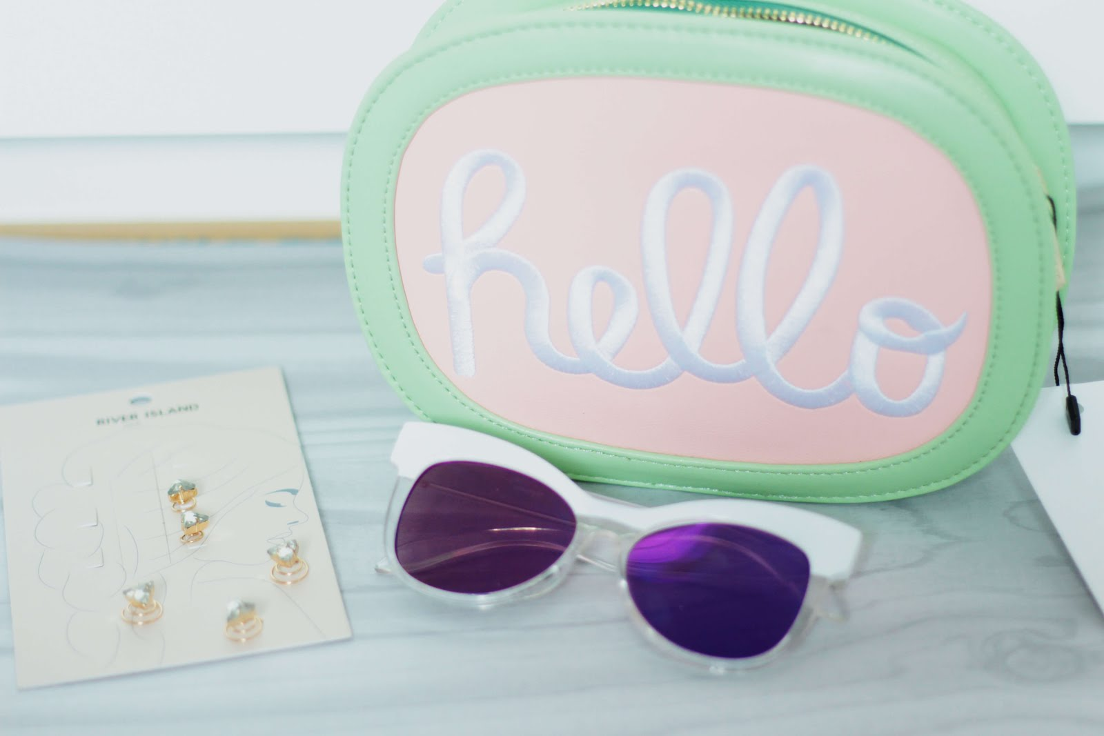 asos summer sale accessories haul uk fashion blogger