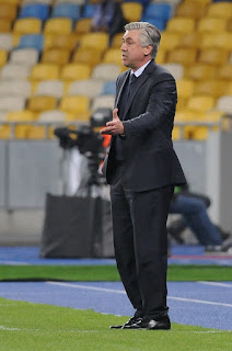 Ancelotti is one of the most accomplished coaches in world football