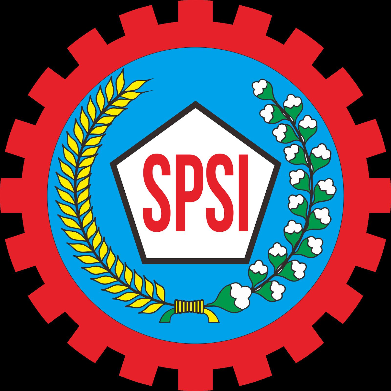Vector for free: SPSI - SERIKAT PEKERJA SELURUH INDONESIA