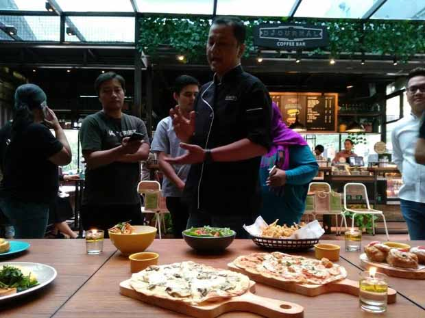The People's Cafe Buka Gerai Pertama di Paris Van Java Bandung