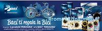 Logo Concorso ''Baci ti regala la Bici'': vinci 10 biciclette Perugina
