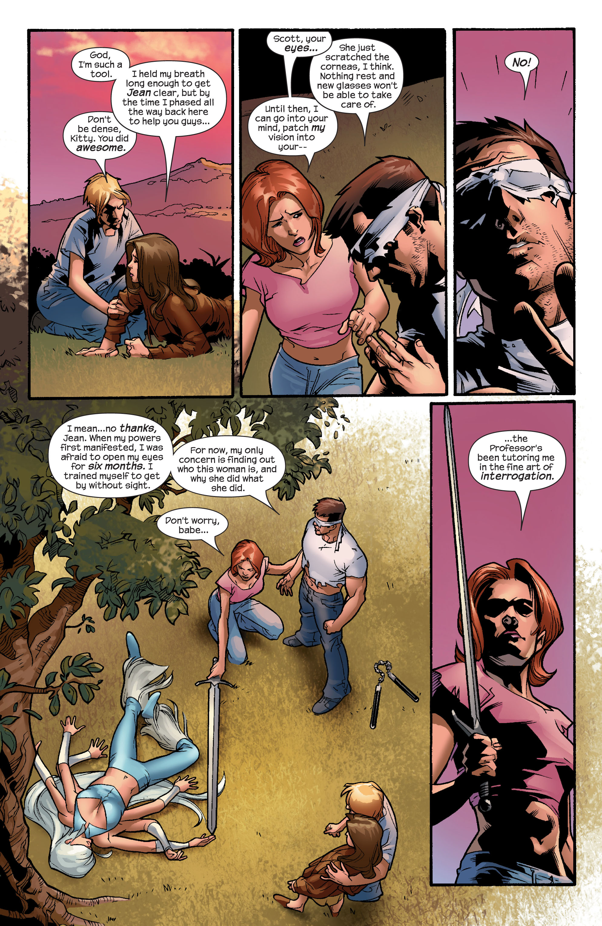 Read online Ultimate X-Men comic -  Issue #56 - 21