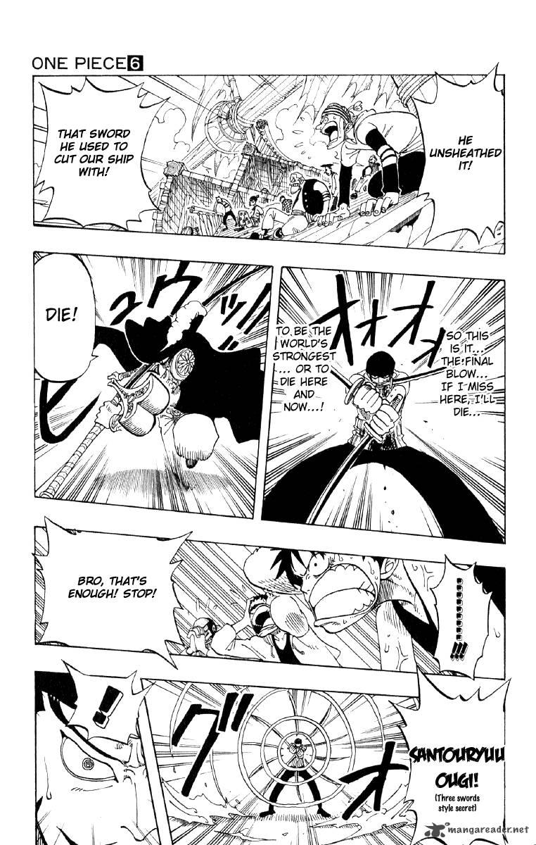 One Piece Ch 51
