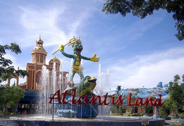 tempat wisata di Surabaya Atlantis Land Surabaya