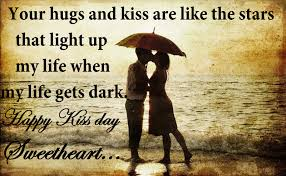 Kiss Status For Whatsapp, Kiss Day Status, Short Kiss Quotes, Kiss Whatsapp Status