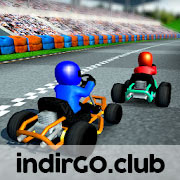 Rush Kart Racing 3D APK