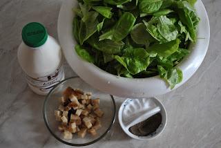 ingrediente Supă de salată verde