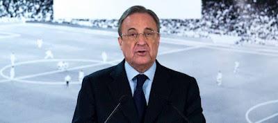 Florentino Pérez y el Real Madrid
