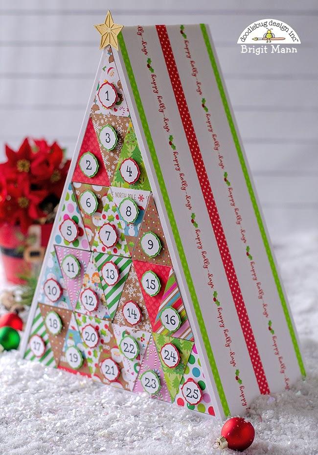 Doodlebug Design Inc Blog: Christmas Town