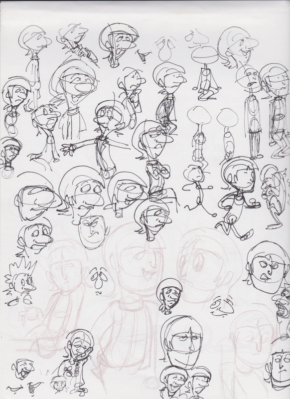Cartooning Character Design Sherm Cohen Pdf : Tartoons catching up on my backlog pt beatles