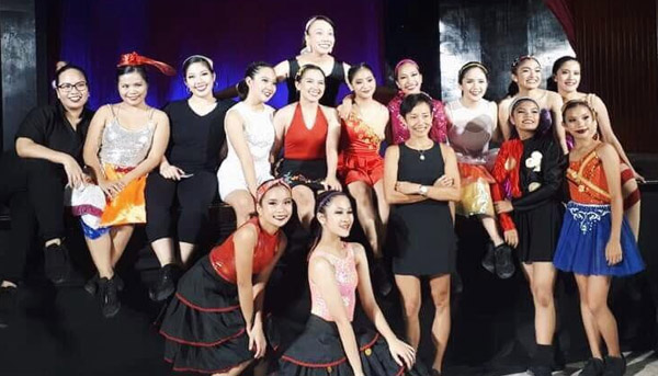 The Garcia-Sanchez School of Dance - Bacolod dance school - Bacolod ballet school - Garcia-Sanchez family - Janette Garcia-Sanchez - Giselle Sanchez Tan - Georgette Sanchez Vargas - Gianne Sanchez Sanson - Giella Sanchez