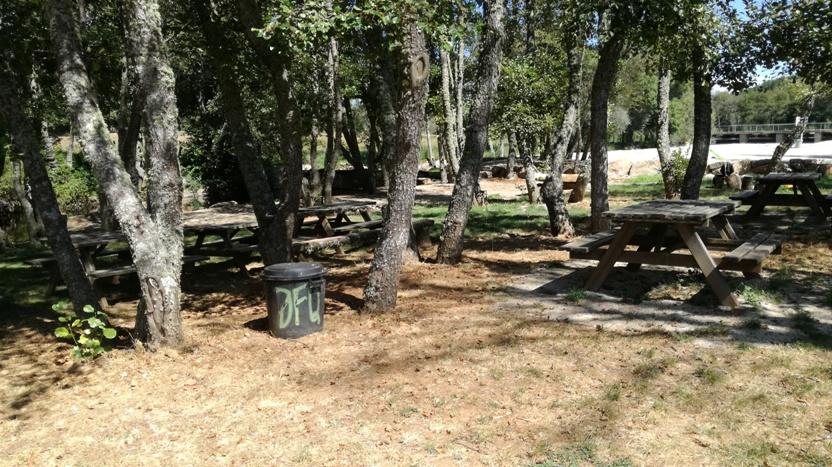 Parque de Merendas de Quadrazais