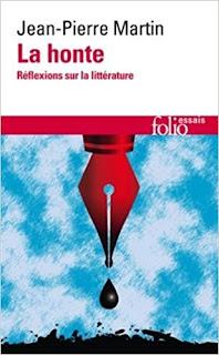 La Honte: Réflexions Sur La Littérature PDF