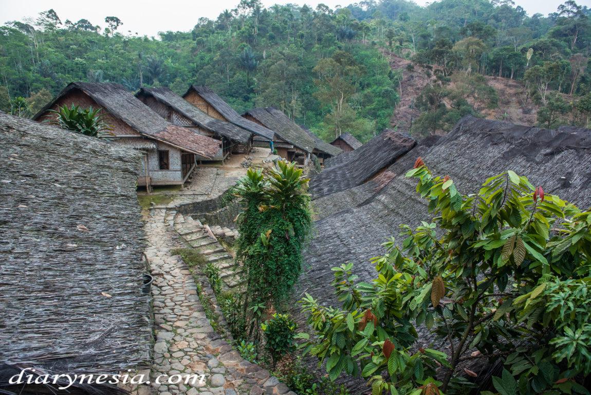 Lebak Banten Tourism, trip to the badui tribe, uniqueness of baduy people, diarynesia