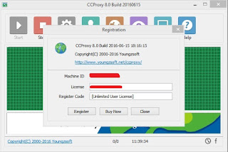 Download dan Browsing Aman via CCProxy