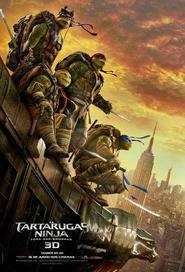 As Tartarugas Ninja: Fora das Sombras - Dublado