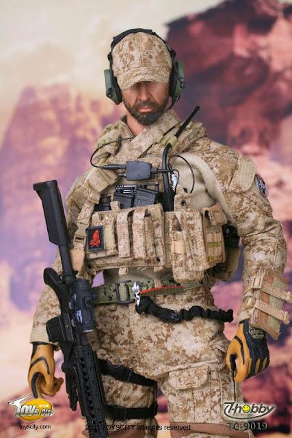 toyhaven: Raid In Somalia: US Navy SEALs Free Hostages Held