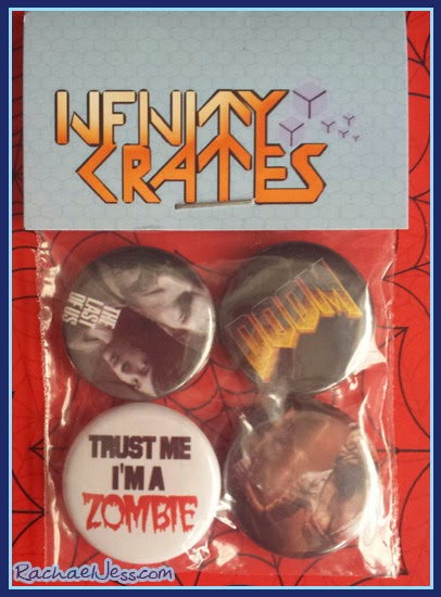 Infinity Crates Badges