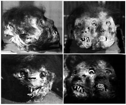 mumi iblis setan paling menyeramkan yang pernah di temukan
