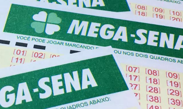 Ninguém acerta as 6 dezenas da Mega Sena e prêmio vai a R$ 6 milhões