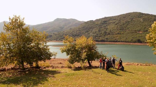 Με επιτυχία ο 6ος Εθελοντικός Καθαρισμός της Λίμνης Λάδωνα