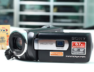Sony PJ5 With Projector