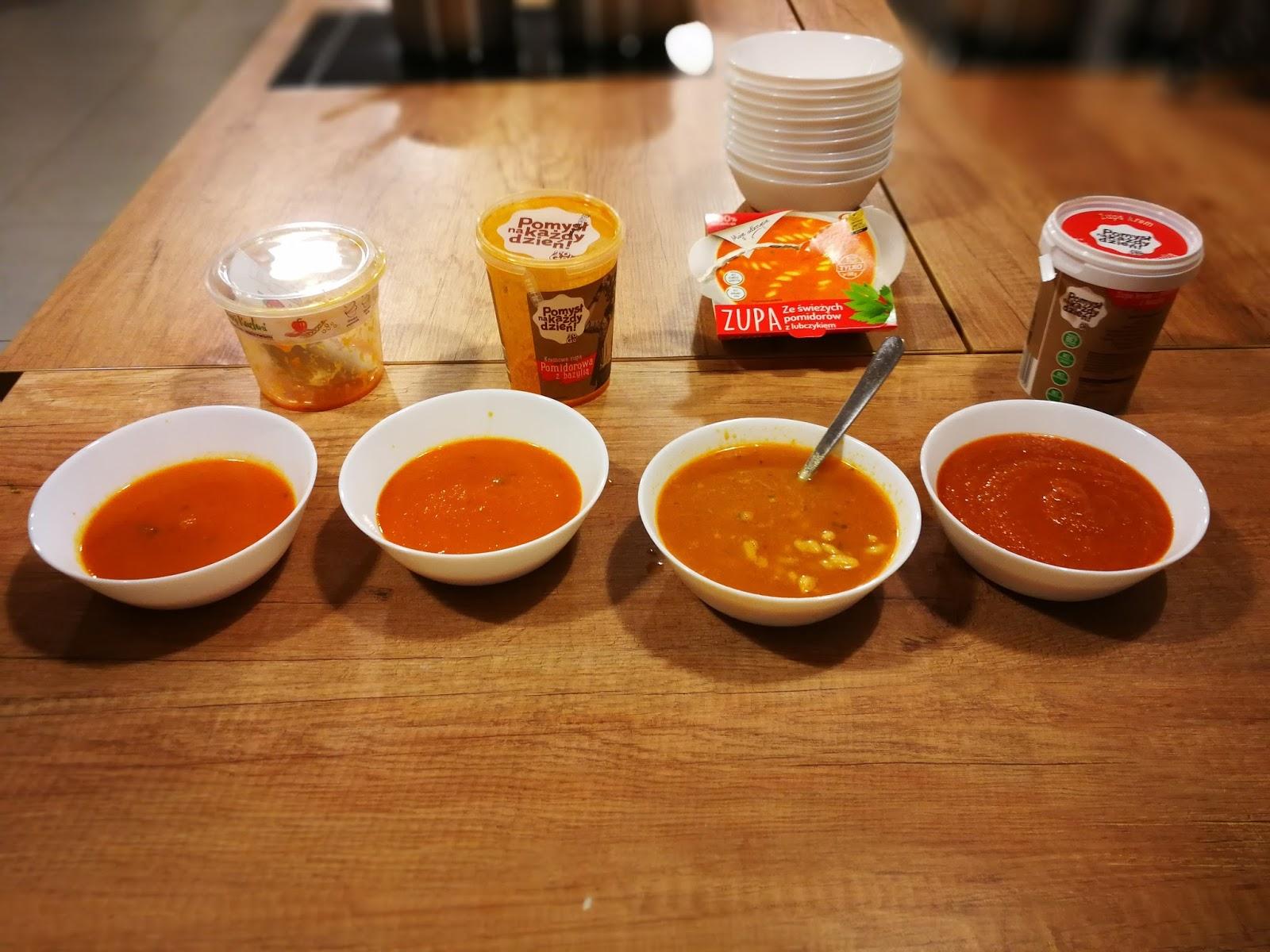 Jak Jest Ze Smakiem Gotowych Zup Czyli Blogerzy Testują