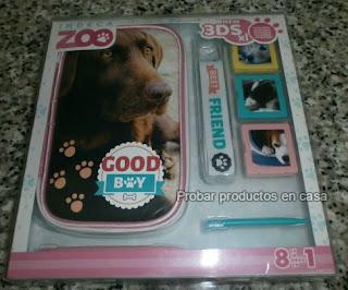 Indeca zoo accesorios de perros para las consolas