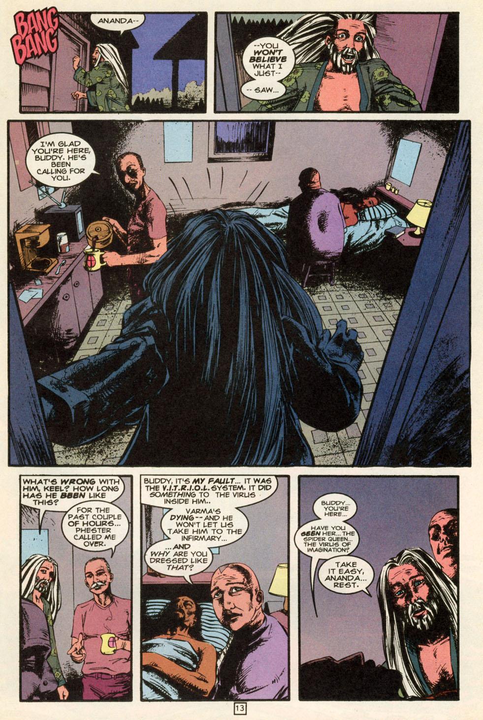 Read online Animal Man (1988) comic -  Issue #88 - 13