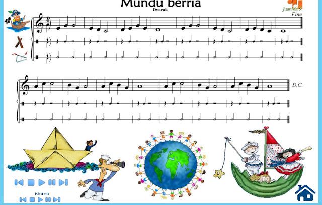 MUNDU BERRIA-DVORAK