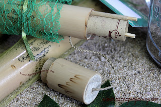 undangan gulung bambu tile 2017