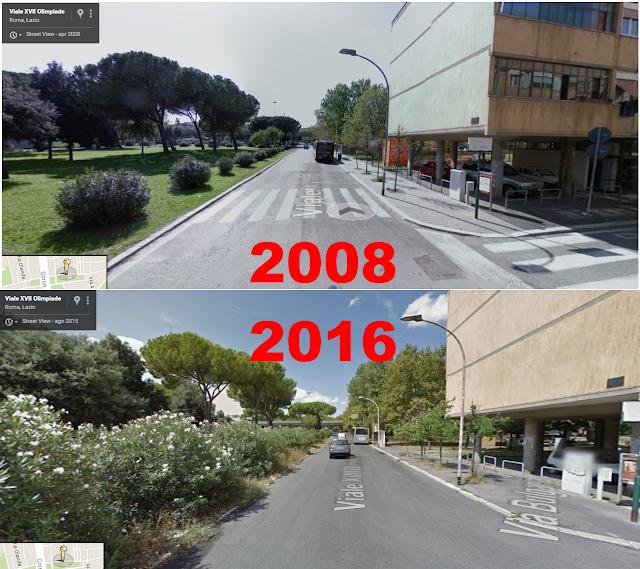 Roma fa schifo villaggio olimpico ex quartiere modello for Villaggio olimpico