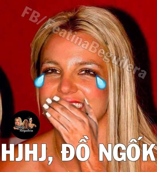 Britney Spears Bích Nụ 7
