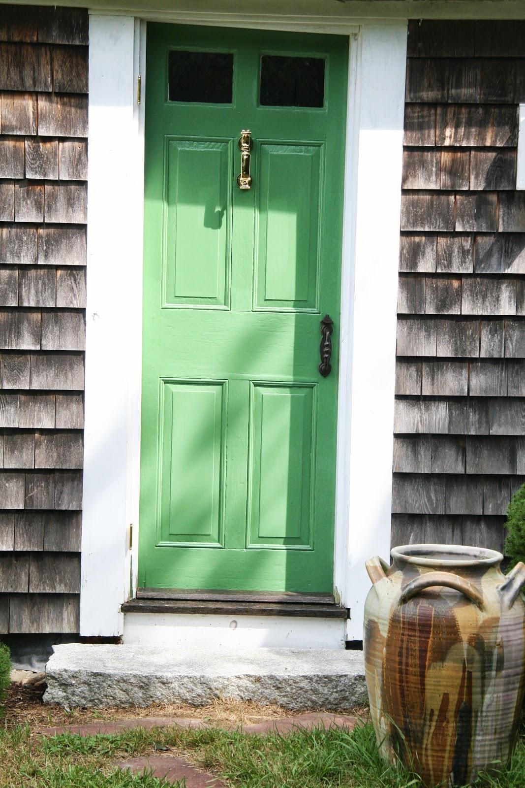 An Old Farm: Restoring An Antique Front Door
