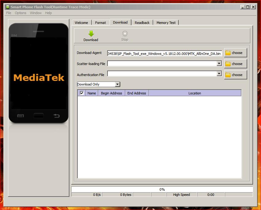 Novenblog: Download SP Flash Tool v5 1812 00 000 for windows