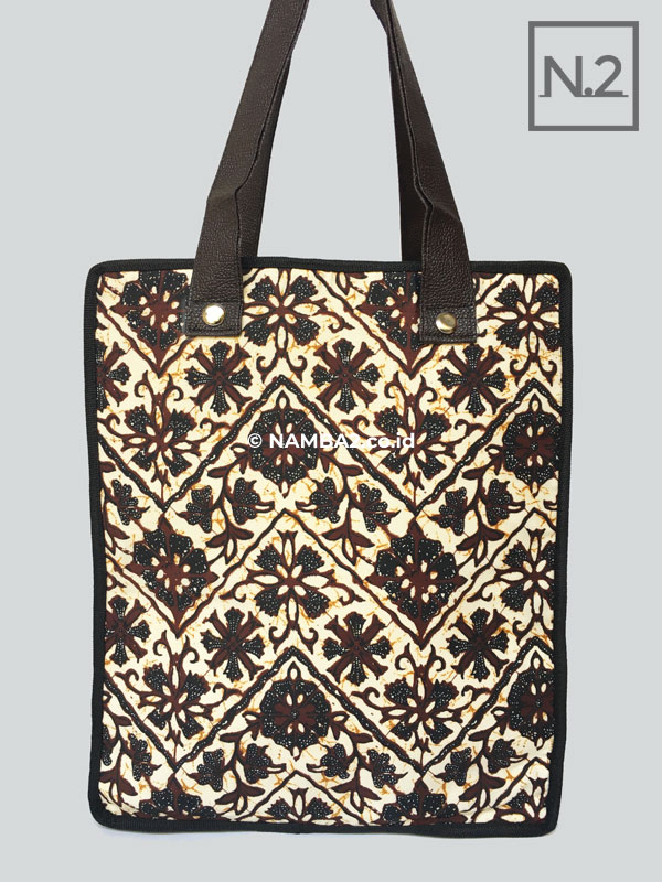 TAS TOTE BAG BATIK SEMINAR KIT