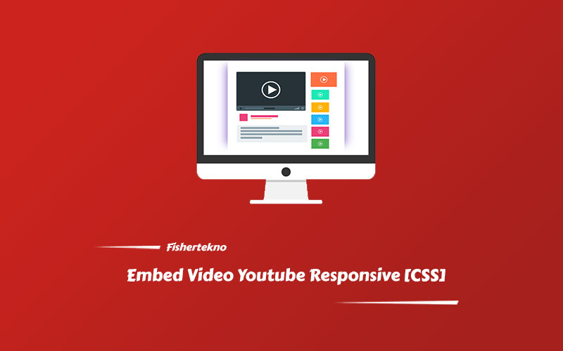 CSS YouTube Responsive