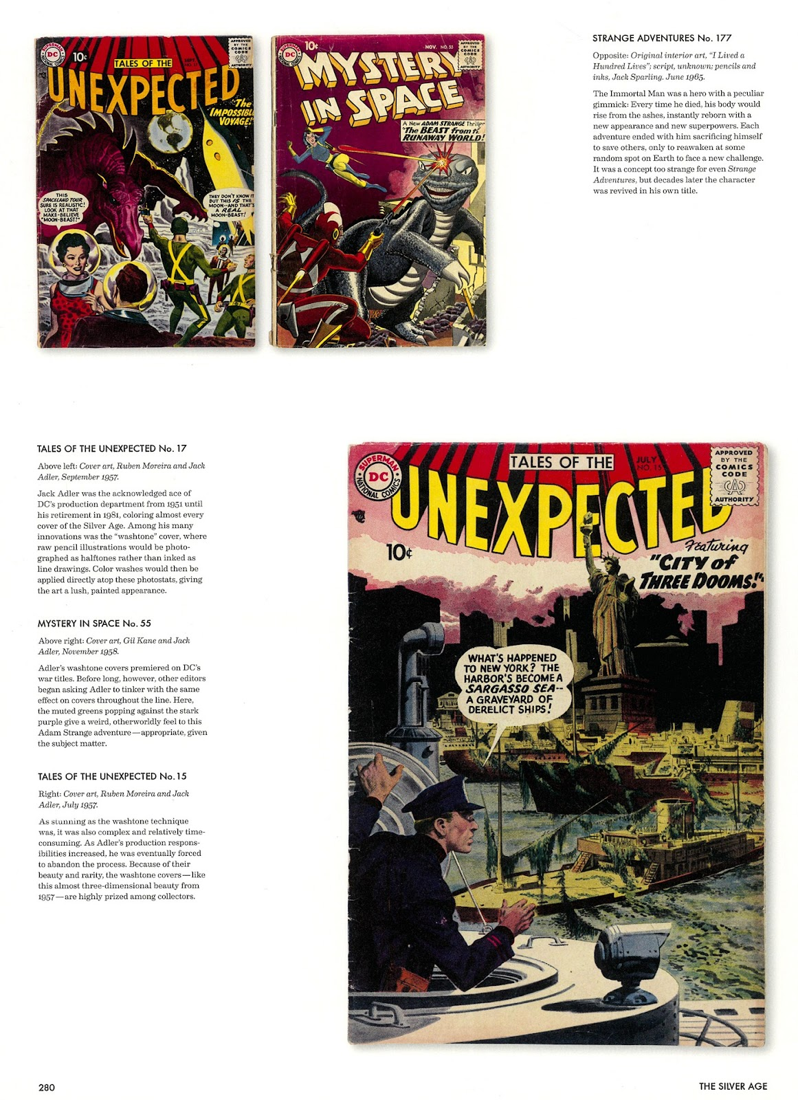Read online 75 Years Of DC Comics comic -  Issue # TPB (Part 3) - 94