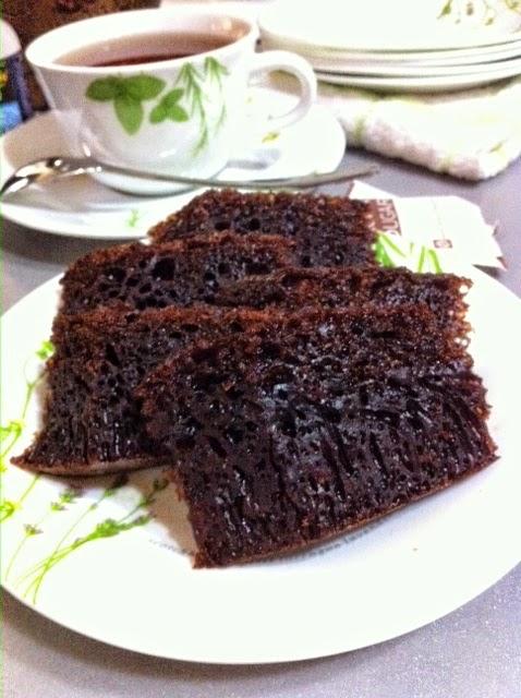 kek gula hangus