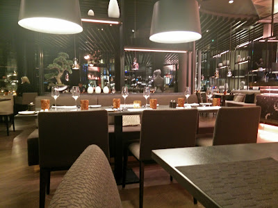 Hilton Tallinn Park dinner at The Able Butcher