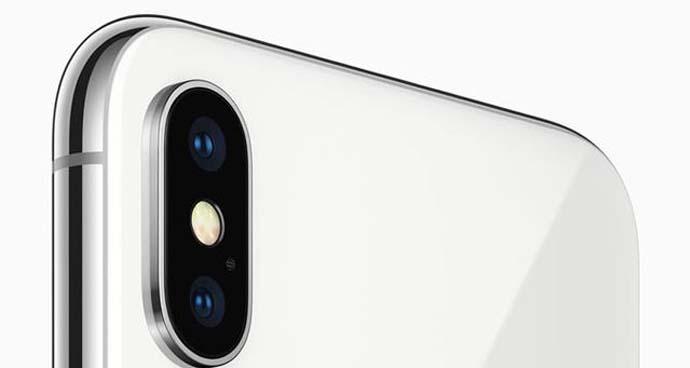 Kamera pada Iphone X
