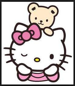 gambar hello kitty 6