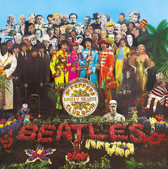 Sgt. Pepper's Lonely Hearts Club Band - Cover