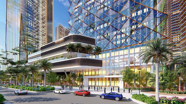 Sunshine Empire Ciputra Tower - biểu tượng mới của thủ đô Hà Nội