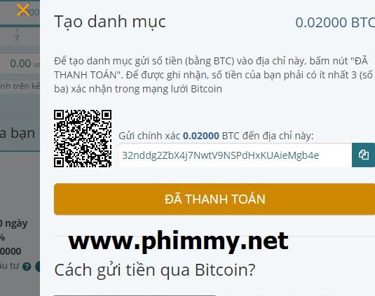 đầu tư bitcoin nhanh và bền vững